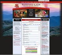 aranac Lakes  website link will open in a new window.